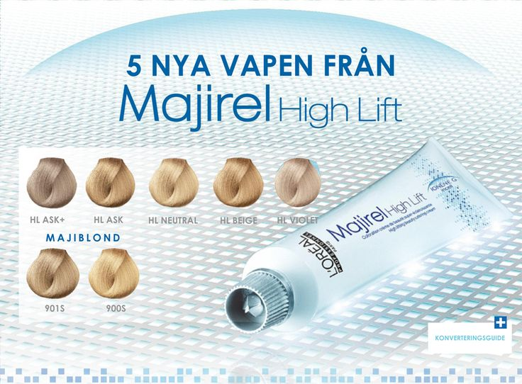 15 Best Images About Majirel High Lift On Pinterest 50