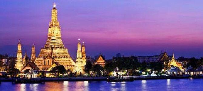 Tour Trip Travels: A self-regulating traveler to Thailand