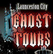 Launceston City Ghost Tours Logo