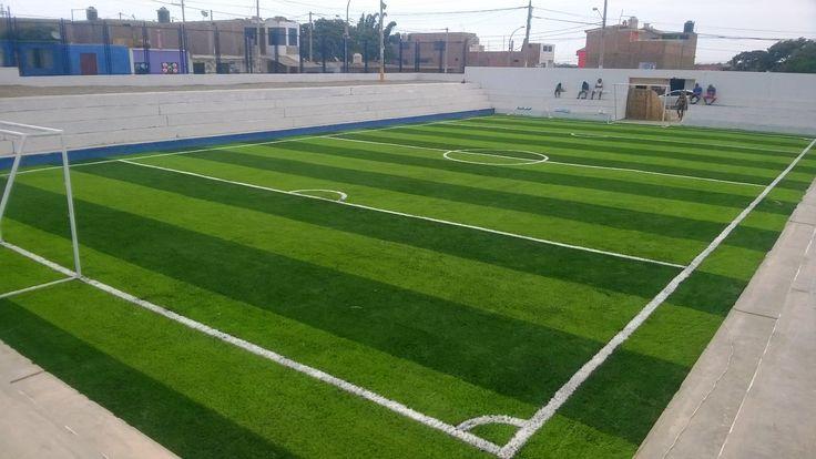 Campo deportivo de Mini futbol SUPE | BARRANCA | LIMA | PERU