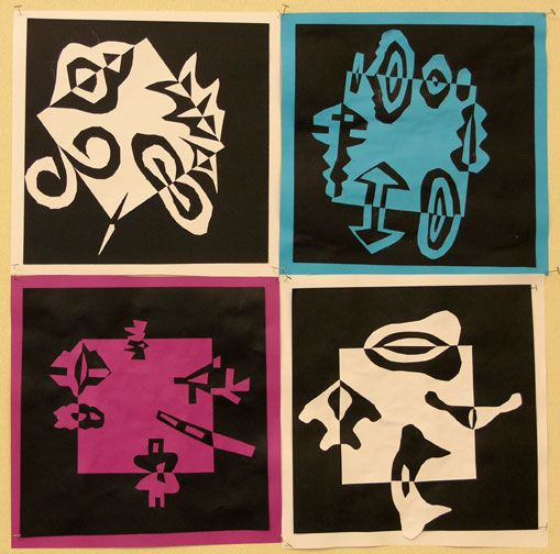 art project ideas 4th grade | Lucinda Surber's 4th Grade Website Examples