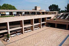 Facultad de Ciencias Humanas -Rogelio Salmona- Universidad Nacional de Colombia - Unal - U.N Bogot (dimitri1922) Tags: de colombia bogot un universidad nacional facultad ciencias rogelio humanas unal salmona