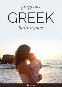 Looking for the perfect Greek baby girl name? Check these out. #babynames