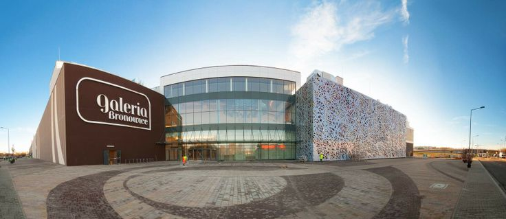 Galeria Bronowice - shopping centre1,4km from Crown Piast Hotel