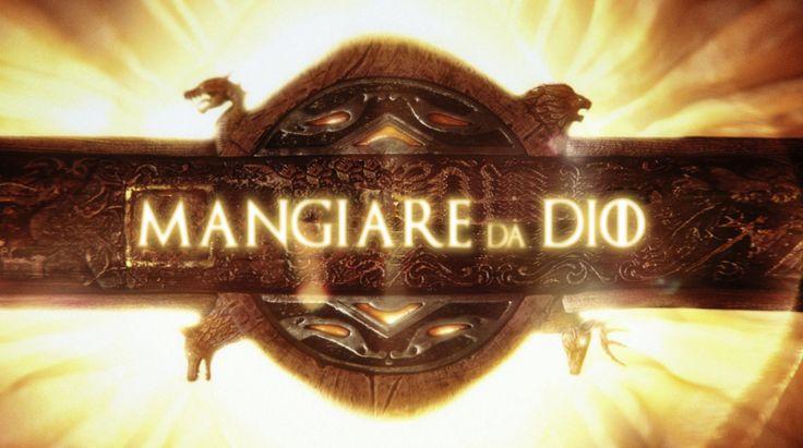 #mangiaredadio come #GamesOfTrhone #GOT created by Marcello Perugia