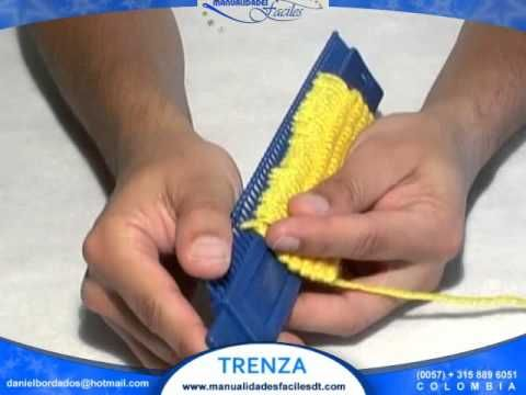 Telar Manual Video 3