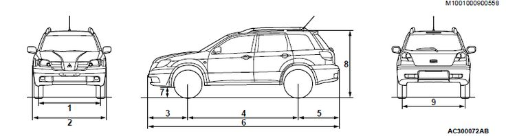 Mitsubishi outlander 2011 Release date - Mitsubishi outlander 2004 Workshop Manual
