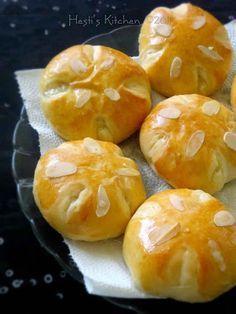 HESTI'S KITCHEN : yummy for your tummy: Durian Buns