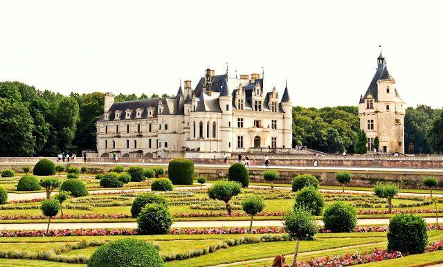 France, Loire Valley - Château de Chenonceau I