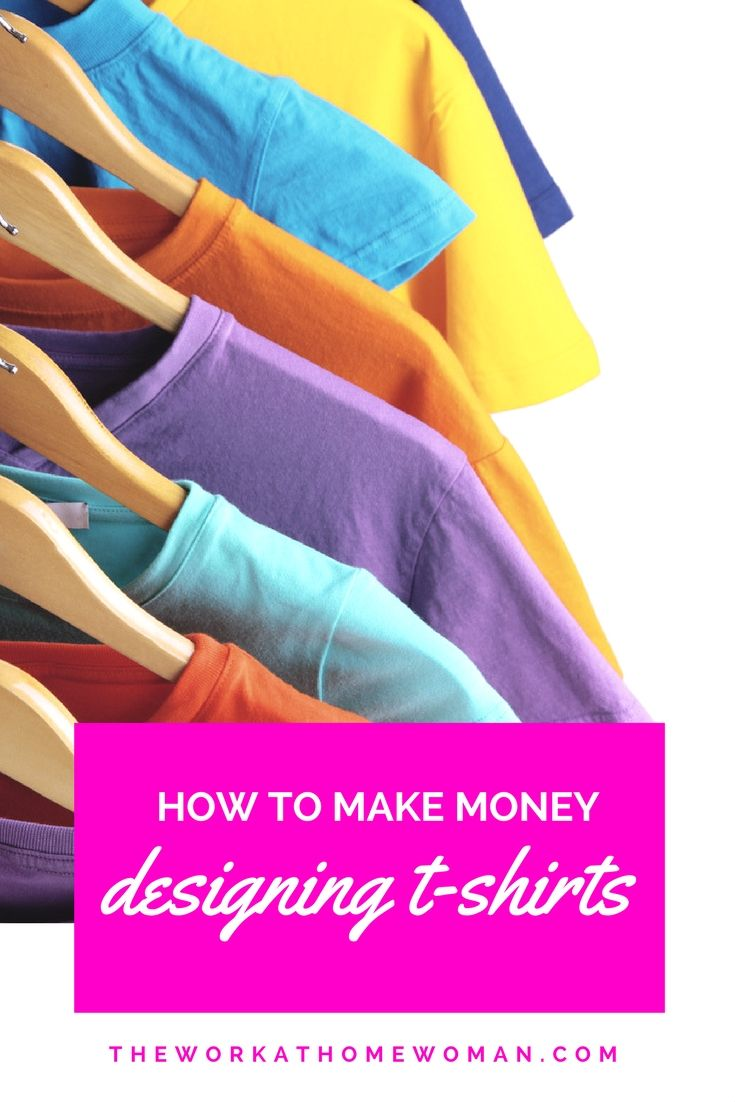 10 Companies That Can Help You Make Money By Designing T Shirts Business Planningbusiness Ideasextra