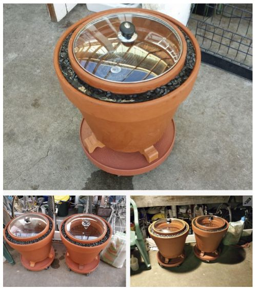 How To Make A Practical Non Electric Refrigerator Zeer Pot...http://homestead-and-survival.com/how-to-make-a-practical-non-electric-refrigerator-zeer-pot/