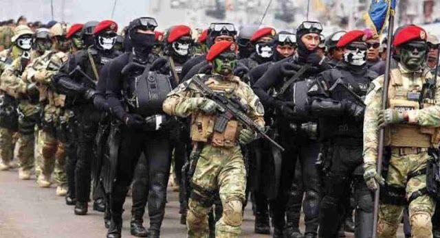 LUAR BIASA! Komandan Pasukan AL Amerika Takjub Melihat Para Penyelam Dari Angkatan Laut Indonesia