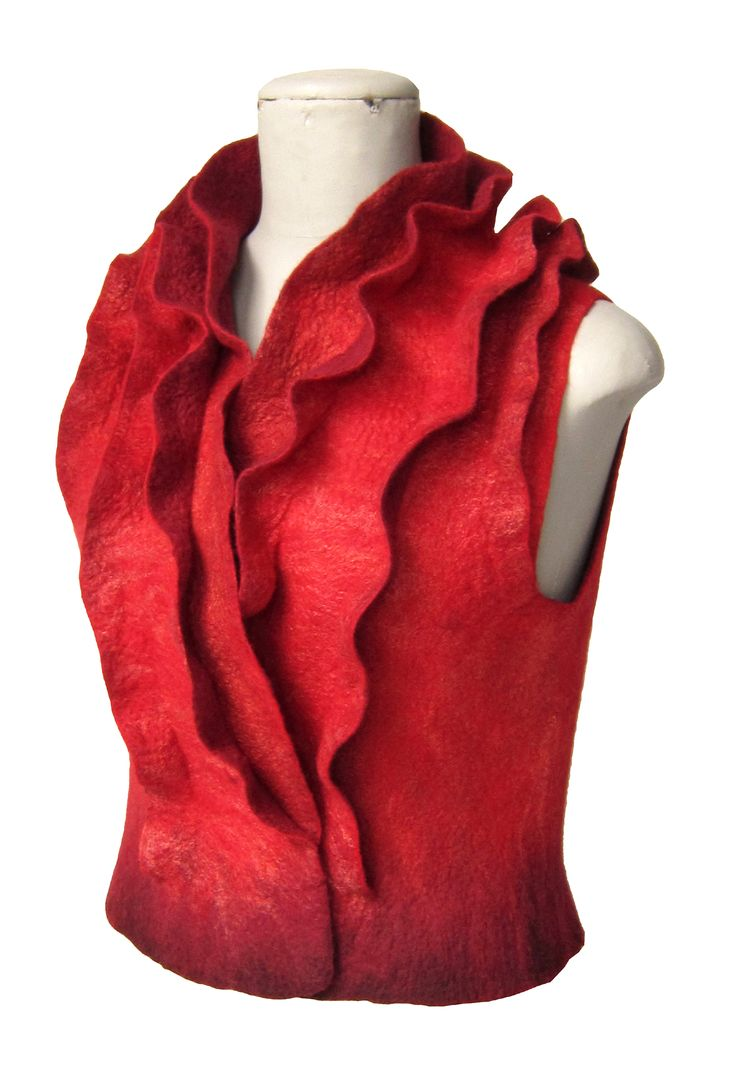 Felting courses at a dedicated felting studio, Felt in the Factory - DAGMAR BINDER - APRIL