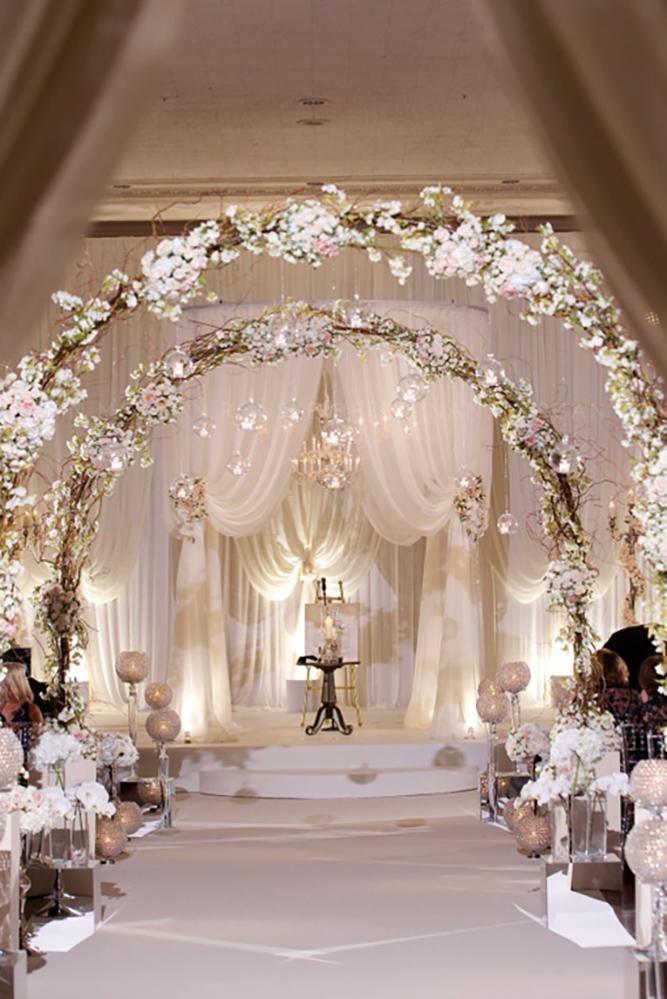 Breathtaking Church Wedding Decorations