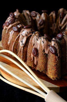 Kakkuviikarin vispailuja!: Cappuccino- suklaakakku