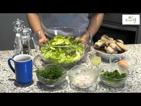Μαγειρίτσα με μανιτάρια - Magiritsa me manitaria - StoPikaiFi.gr - YouTube