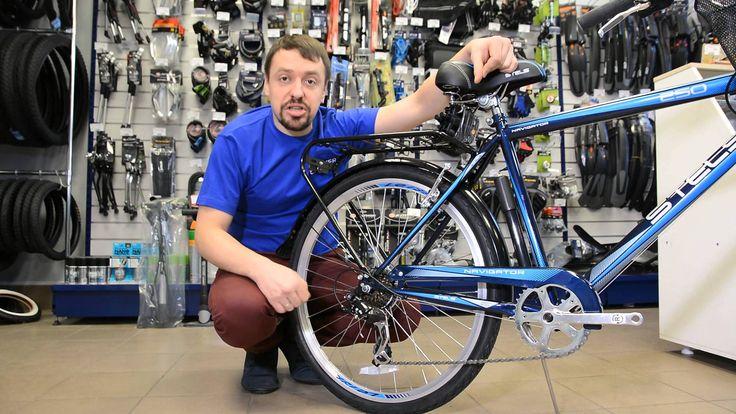 Велосипед Stels Navigator 250 2016 Адский Обзор!