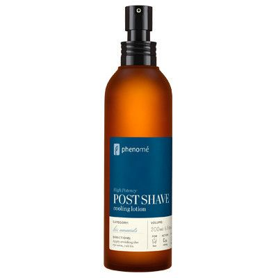Picture of Phenomé HIGH POTENCY POST-SHAVE cooling lotion 200 ml #phenome #skincare #mensgrooming #malegrooming #luxurycosmetics #phenomecosmetics #Phenomé #shaving #shave #wetshaving #classicshave #gel #shavinggel #rakning #golenie #mensgrooming #grooming #men #mensskincare #relax #style #holiday #bath #swim #gym #training #fitness #twoinone #organic #naturalcosmetics #organicskincare #groomingfactory #bathroom #maleessentials #onlyformen
