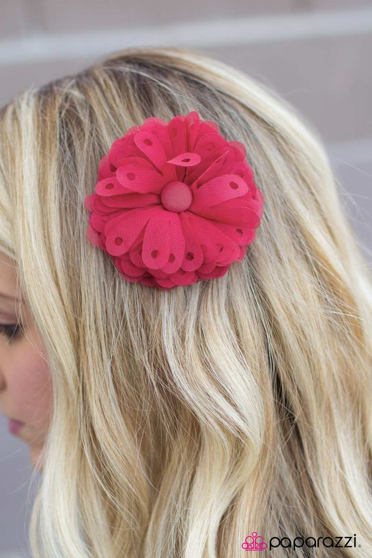 Hair bow button accessories - Hole In One 5 Hair Accessories Headbands And Jewelry Pink Button
