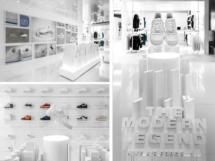 Nike Air Pop-up @ 900 S WABASH
