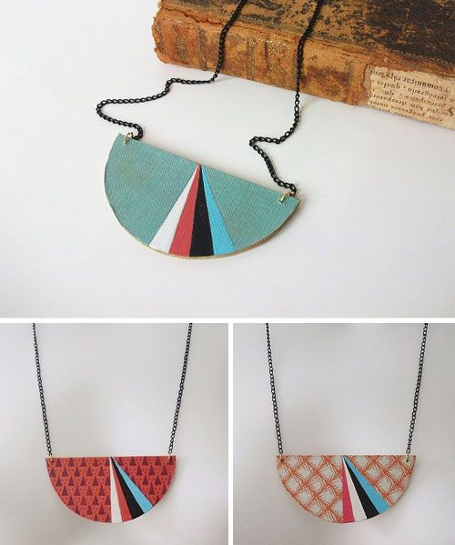 Geometric Wow series: Jewelry   Imaginative Bloom