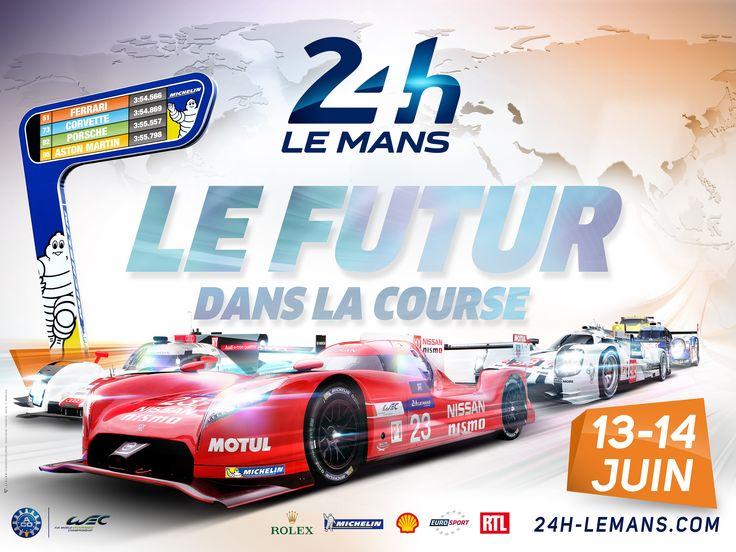 Les 24h du Mans, Le Mans (72000), Pays de la Loire
