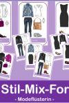 Die Stil-Mix-Formel: Wie Sie ganz easy interessante Outfits stylen