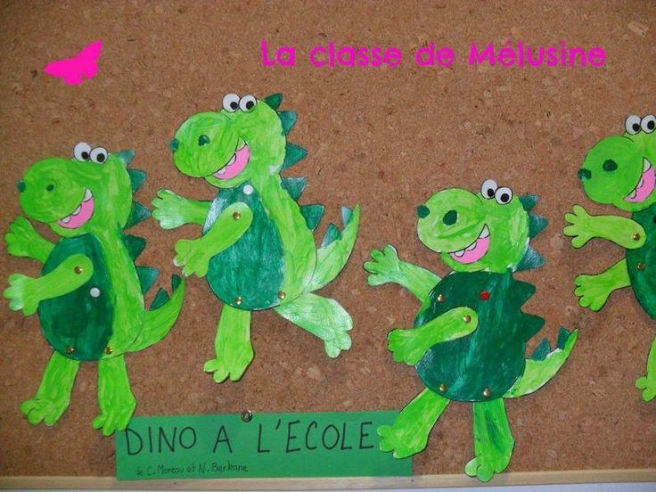 La danse des Dinos