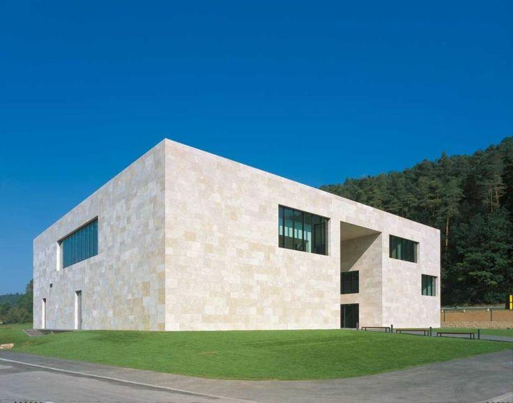 Max Dudler Architekt, Stefan Müller · Museum Ritter · Divisare