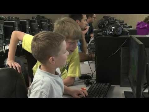 Short video about our collaboration with Pluralsight and teaching kids in Utah schools