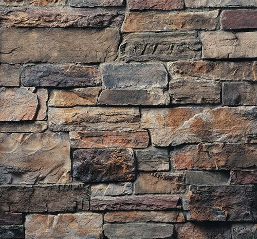 """This is referred to as """"Bucks County Stone"""" and is to be found in farmhouses and mills all over PA."""