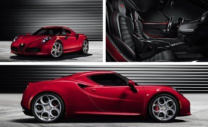 Alfa Romeo for 2015. Affordable sports car (as related to sports car standards). Would love this!