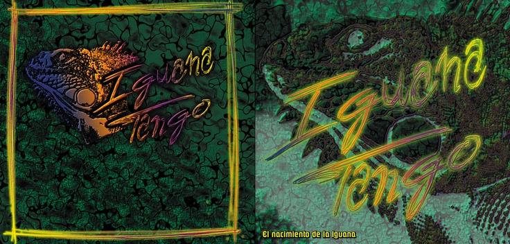 Grupo: Iguana Tango  Título: El nacimiento de la iguana