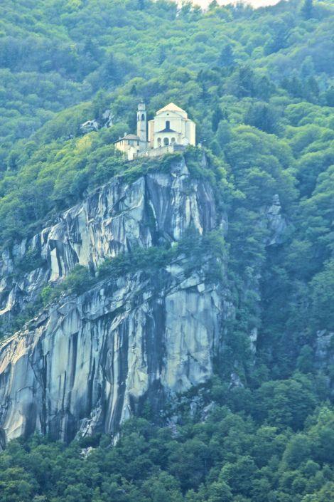 Sacro Monte di Orta, Lake Orta, Italy