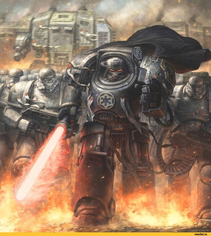Star Wars Reimagined,Warhammer 40000,warhammer40000, warhammer40k, warhammer 40k, ваха, сорокотысячник,фэндомы,Darth Vader,SW Персонажи,Звездные Войны,Star Wars,Штурмовики,Space Marine,Adeptus Astartes,Imperium,Империум,Wh Crossover,Wh Other