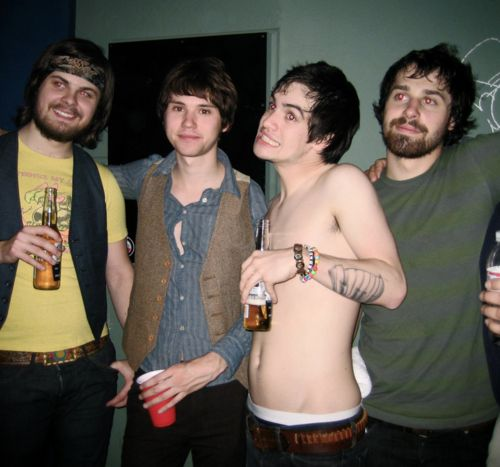 brendon urie, jon walker, lol their faces, panic at the disco, ryan ross