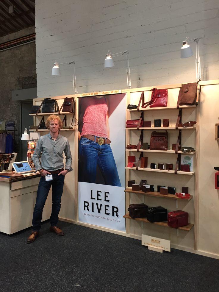 Showcase Ireland @RDS Dublin  #showcaseireland#tradeshow#leeriverleather