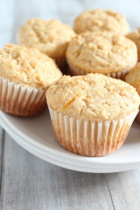 Meyer Lemon Ricotta Muffins | Many-A-Muffin | Pinterest