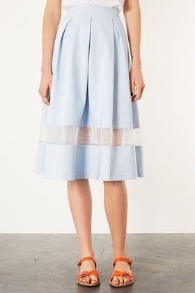 Как удлинить платье юбку