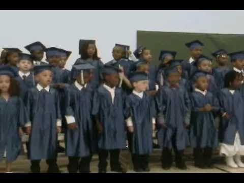 Kindergarten Graduation - DYNAMITE SONG