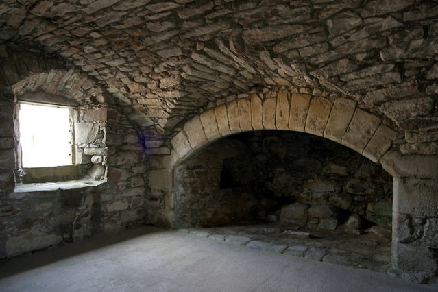 Mediterranean Stone House
