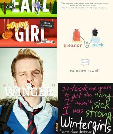 Nine Young Adult fiction books everyone should read http://www.dailylife.com.au/news-and-views/dl-culture/nine-young-adult-fiction-books-everyone-should-read-20140213-32ke2.html