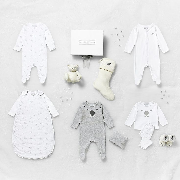 First Christmas Velour Sleepsuit | The White Company. Shopping from the US? -> http://us.thewhitecompany.com/The-Little-White-Company/Baby-Boys%27-/First-Christmas-Velour-Sleepsuit/p/FXTSS?swatch=White