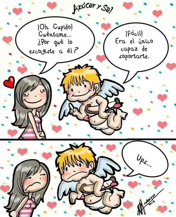 chiste grafico san valentin