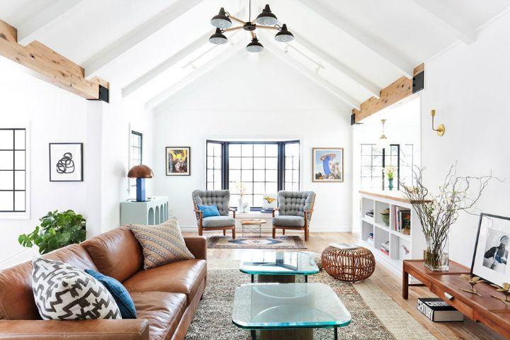 Fresh and Happy Interior