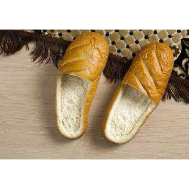 A pair of loafers!! LolSlippers, Shoes, New Stuff, Loafers, Tuna Salad, Breads, Fathers Day, Funny Stuff, Humor
