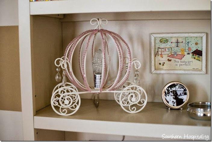 Parker's Nursery Decorating Ideas Cinderella nursery