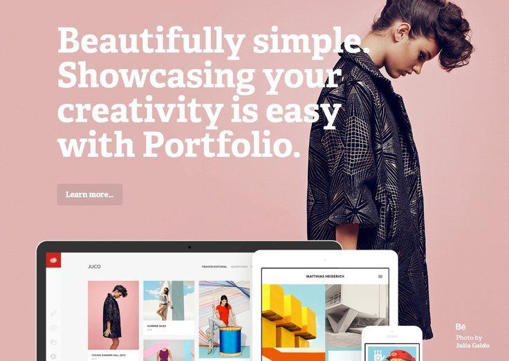 Adobe Portfolio – A Brand New Product To Build Your Own Portfolio Website