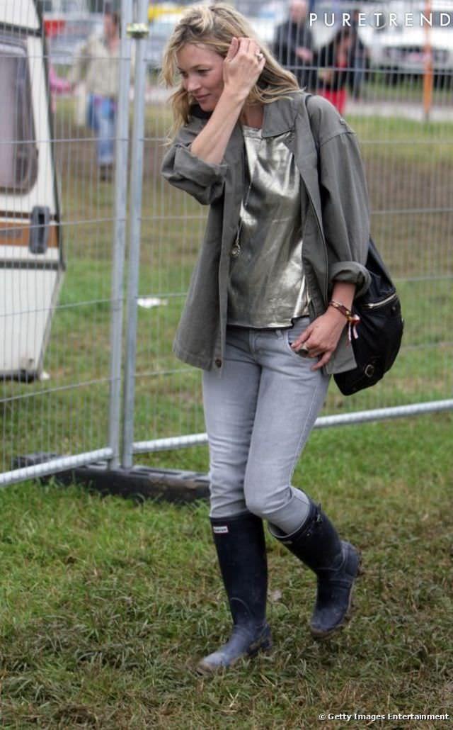 Стиль Кейт Мосс: любимые вещи модели