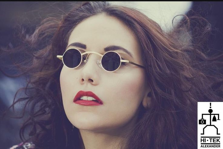 HiTek small round gold metal sunglasses Goth Steampunk retro Victorian vampire Dracula unisex cosplay styling rock Sherlock Holmes UV400 by AlexanderHiTek on Etsy https://www.etsy.com/listing/248264971/hitek-small-round-gold-metal-sunglasses
